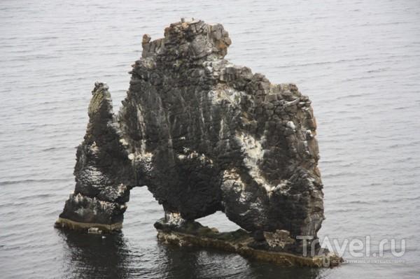 Скала Хвитсеркур / Исландия
