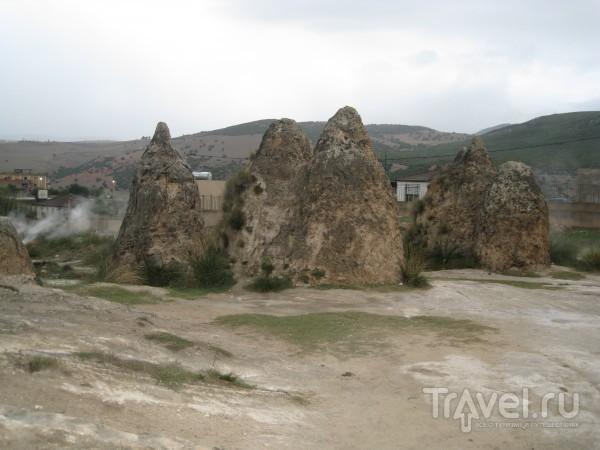 Каменные жених и невеста / Алжир