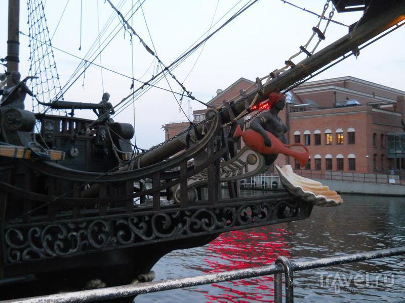 Старинное судно / Польша