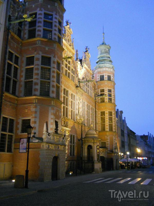 Здание бывшего Арсенала / Польша