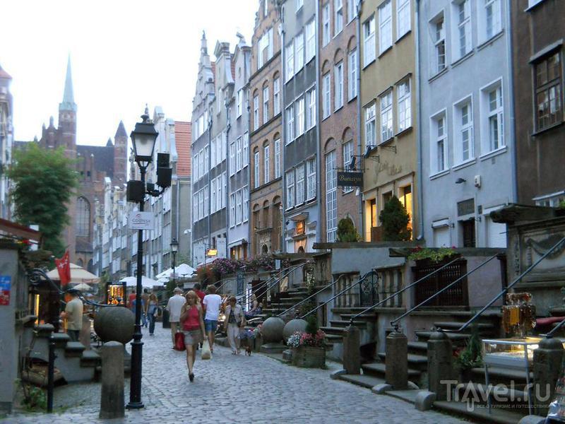 Улица Марияцкая / Польша