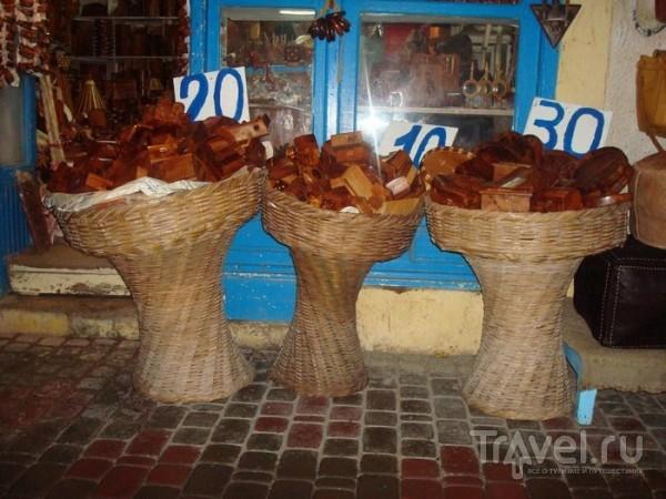 Ценники в Эссуэйре / Марокко