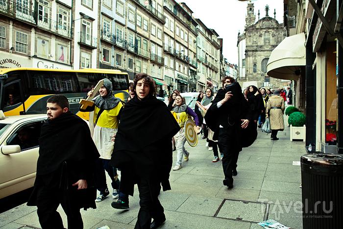 Костюм первокурсника / Португалия