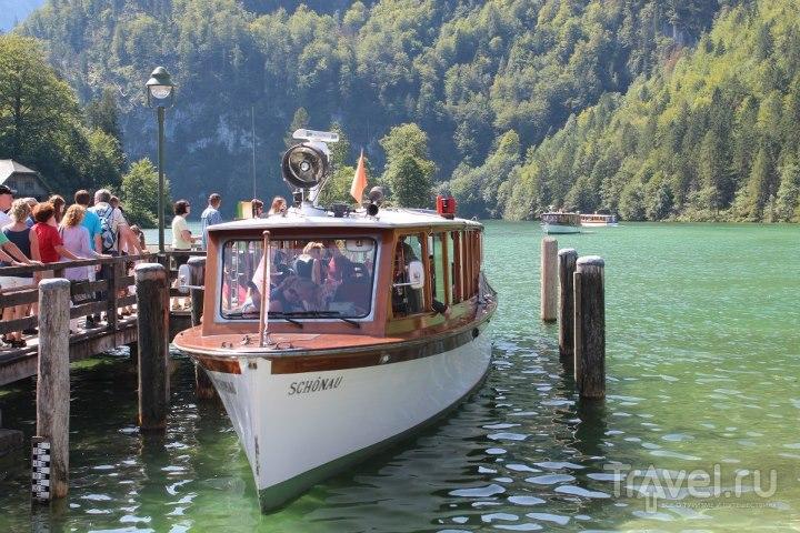 Прогулка по озеру / Австрия