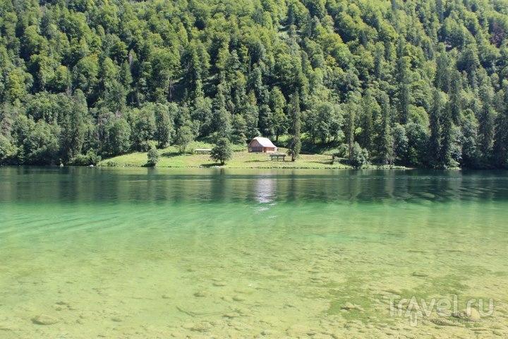 Цвет воды / Австрия