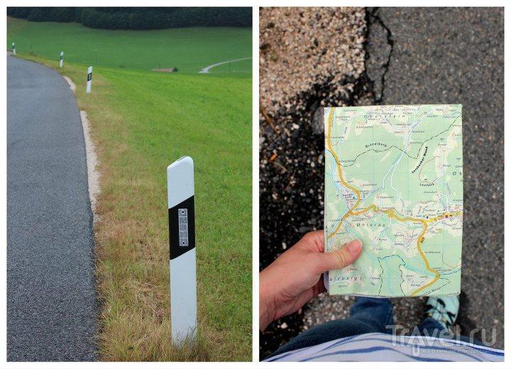 Пешеходные дорожки / Австрия