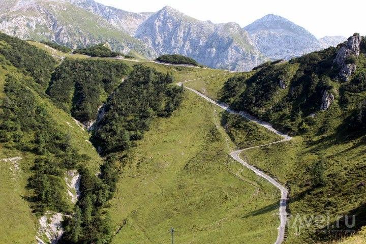 Гравийная дорожка / Австрия