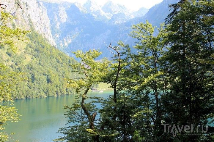 Горное озеро / Австрия