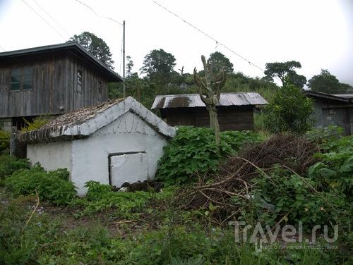 Необычные спа: термальная деревушка Маинит в горах Северного Лузона / Филиппины