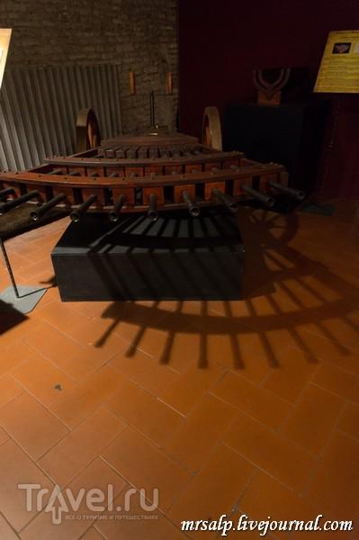Музей Леонардо да Винчи в Риме / Италия