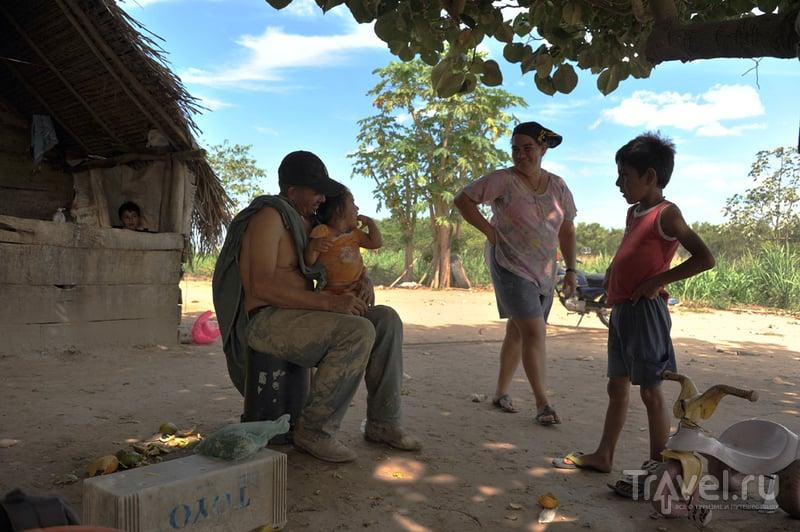 У староверов в Боливии / Боливия
