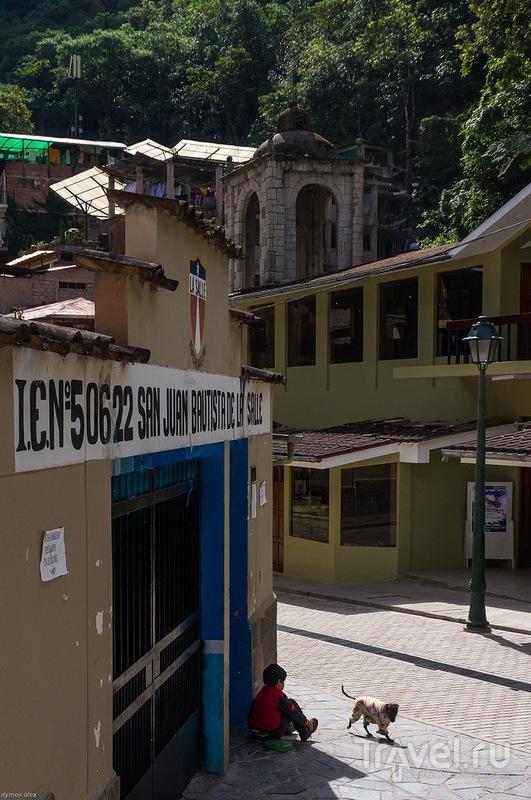 Агуас Кальентес. В шаге от Мачу-Пикчу / Перу