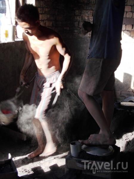 Мадагаскар. Производство / Мадагаскар
