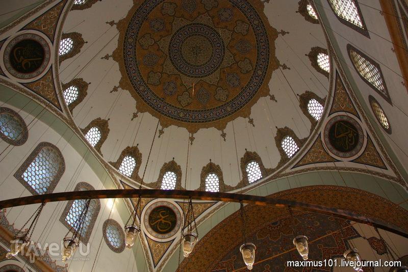 Конья - первая турецкая столица / Турция