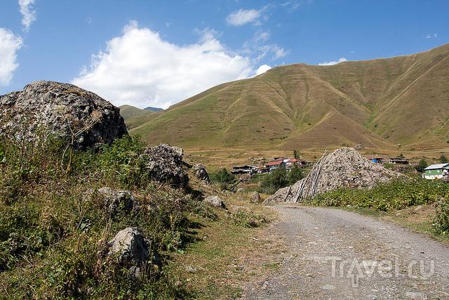 Перевал Чаухи / Грузия