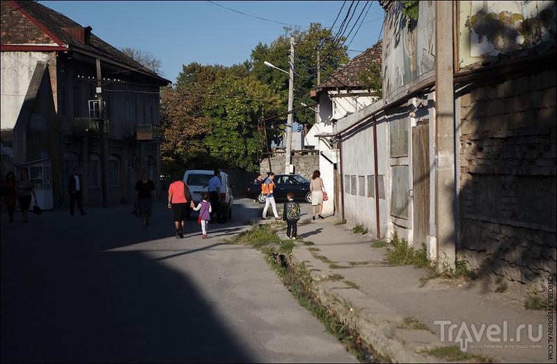 Азербайджан 2012: Шеки / Азербайджан