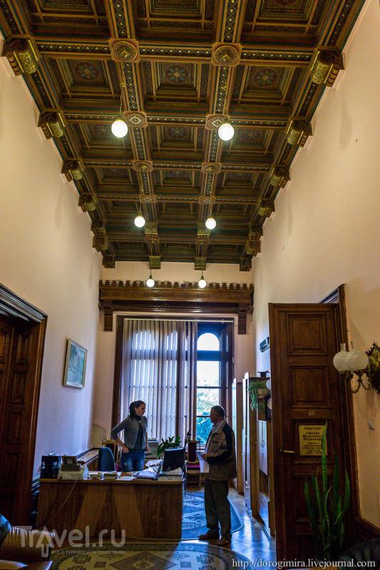 Университет в Черновцах / Украина