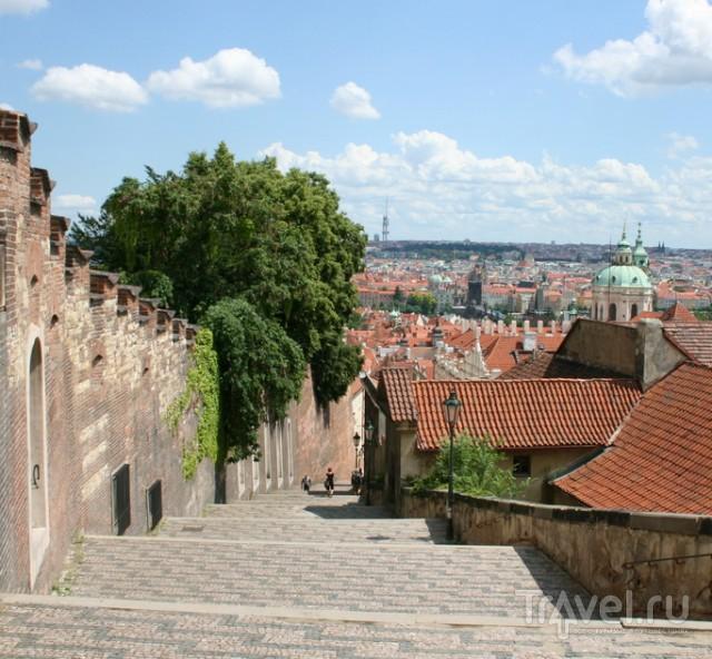 Прага. Старой королевской дорогой / Чехия