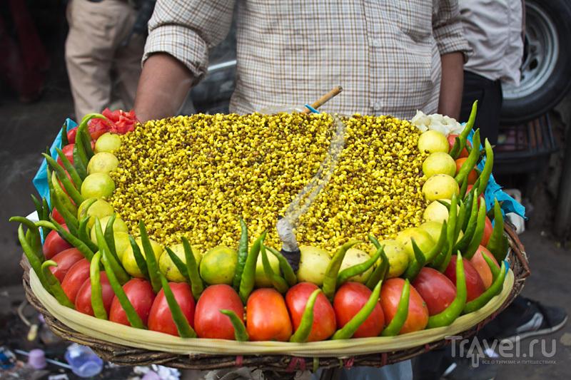 Дели: восточный базар Чандни Чоук