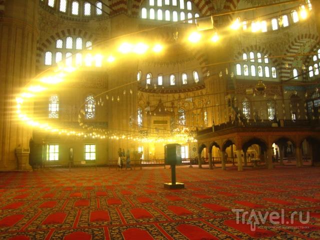 Стамбул, Эдирне и турецкий автостоп / Турция