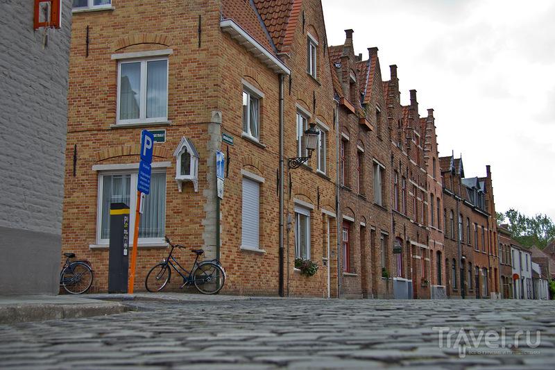 Брюгге: город, застывший в прошлом / Фото из Бельгии
