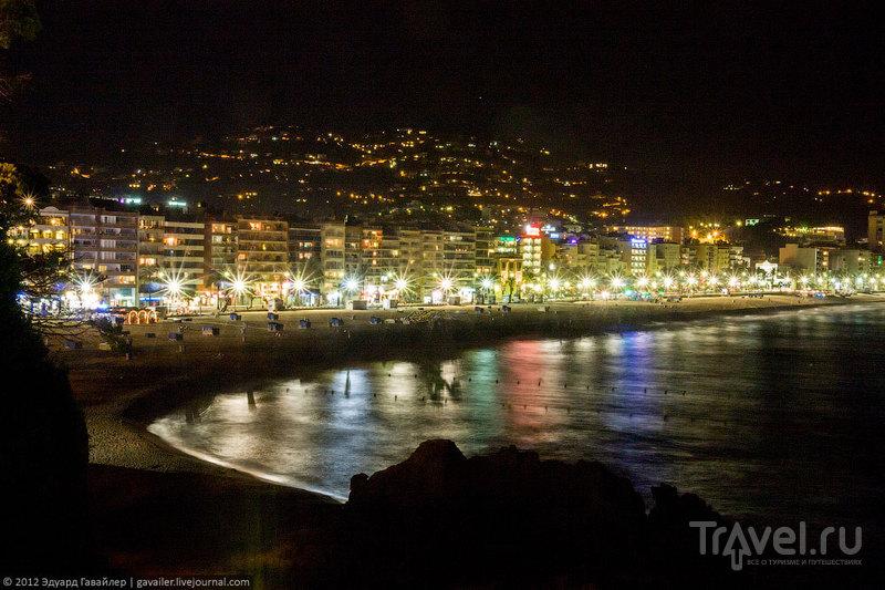 Солнечная Каталония: тусовочный Ллорет-де-Мар / Фото из Испании