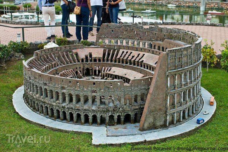 Италия в миниатюре / Фото из Италии