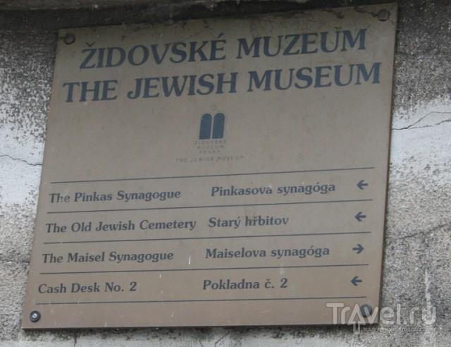 Прага. Вышеград и древнее еврейское кладбище / Чехия