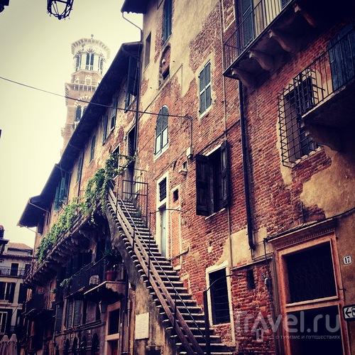 Один осенний инстаграмовский день в Вероне / Италия