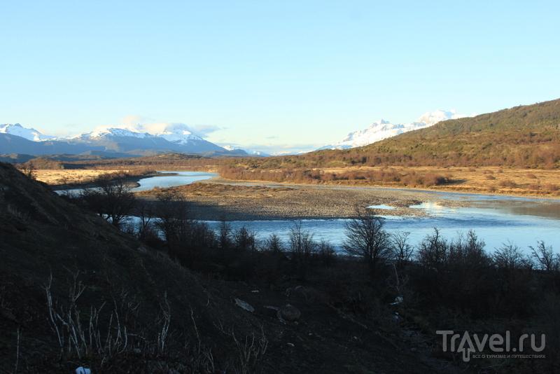 Торрес-Дель-Пайне. Ледник Грэй / Чили