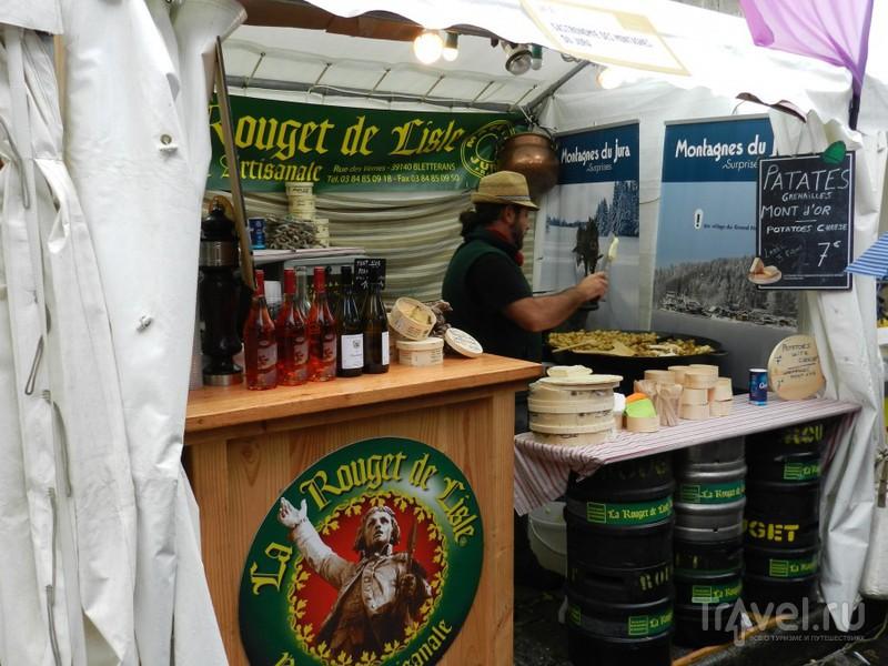 Фермеры на Монмартре / Франция
