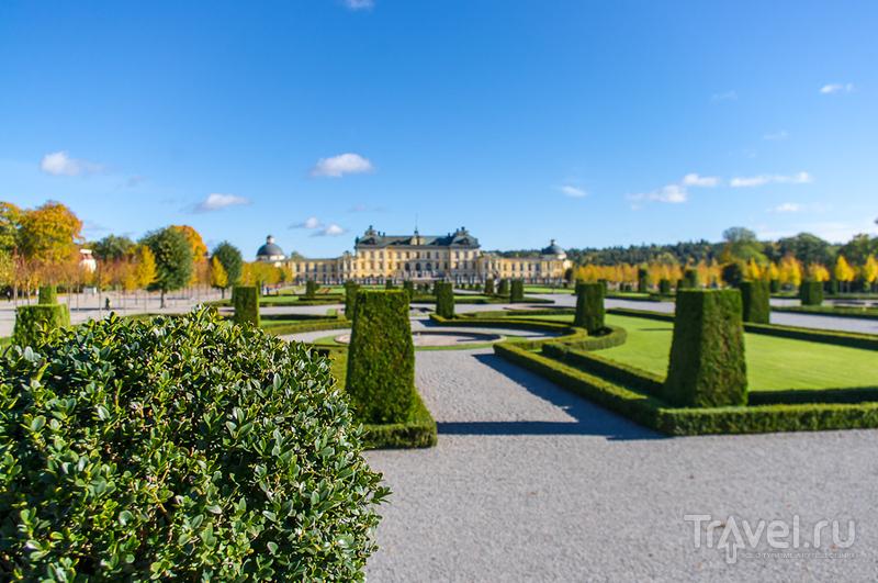 Дроттнингхольм / Фото из Швеции