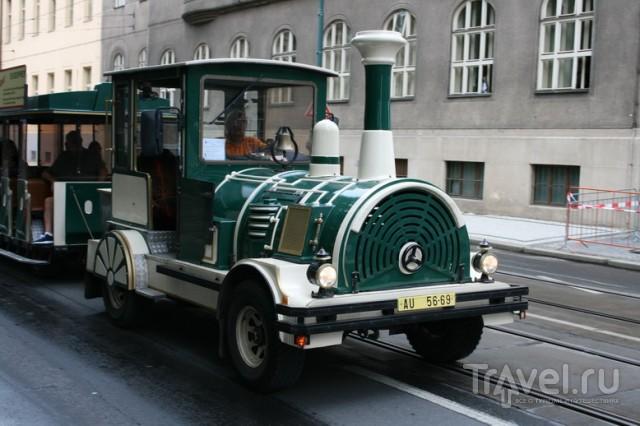 Прага. Староместская площадь и чешская мозаика / Чехия