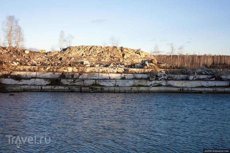 Прохоро-Баландинский мраморный разрез / Россия