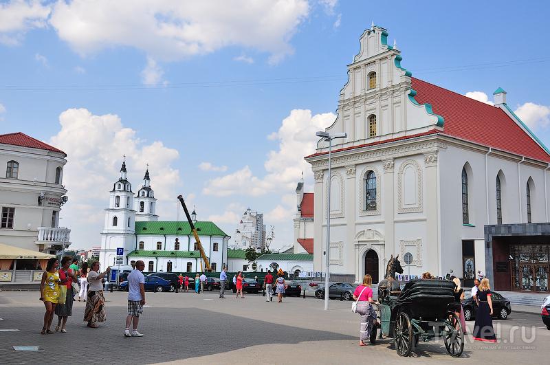 Картинки из Минска