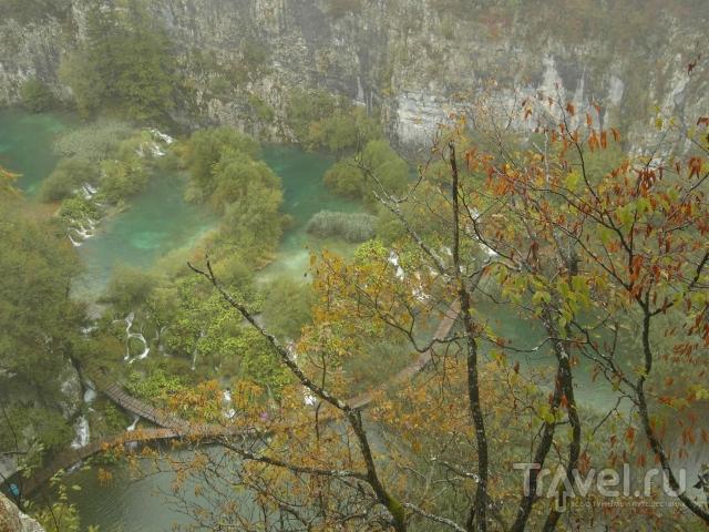 Хорватия: Plitvicka jezera / Хорватия