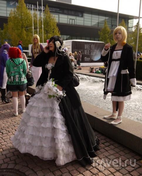 Ролевые игры во Франкфурте. The Hobbit Cosplay / Германия
