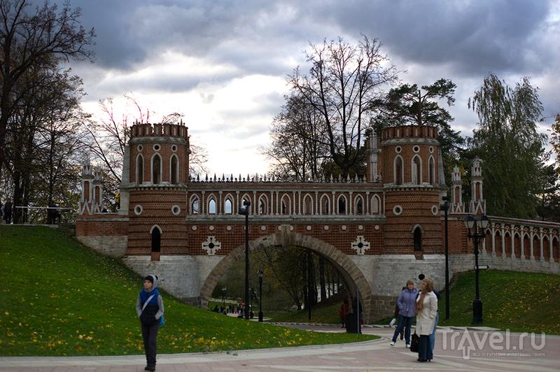 Московское Царицыно / Фото из России