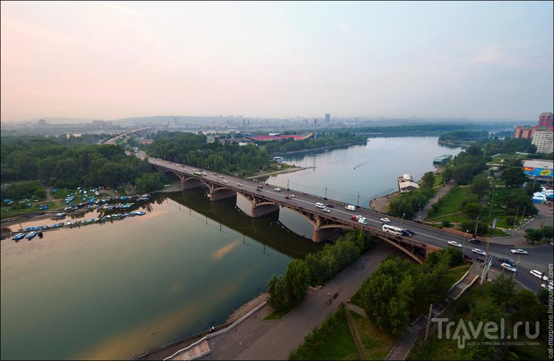 Высотный Красноярск / Россия
