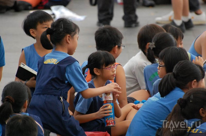 Сингапур. Люди / Сингапур