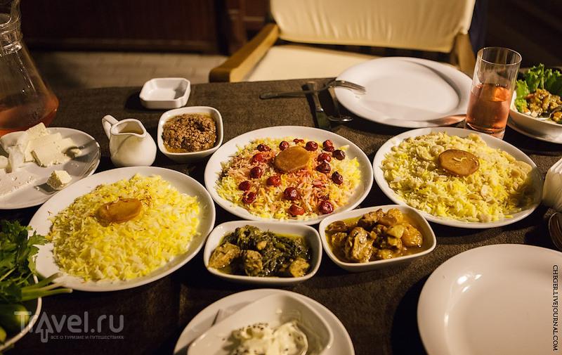 Фото блюда азербайджанской кухни