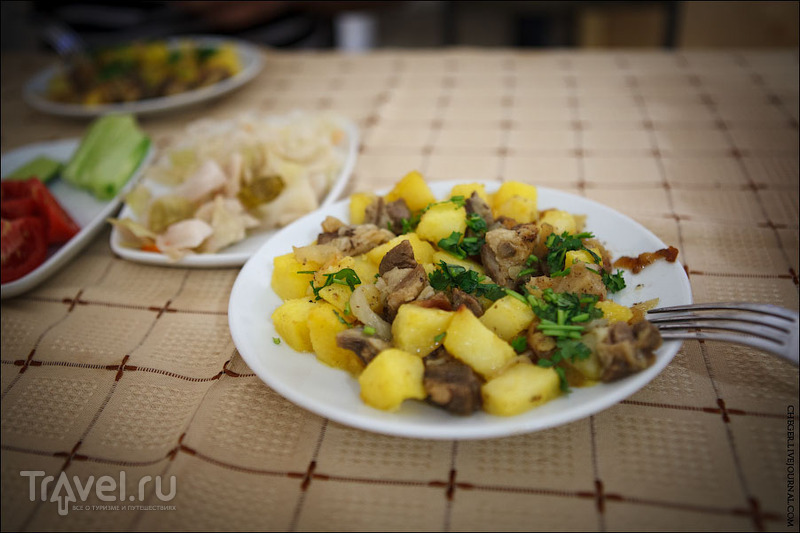 Азербайджан 2012: Про еду / Азербайджан