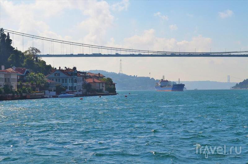 Стамбул: город на воде / Фото из Турции