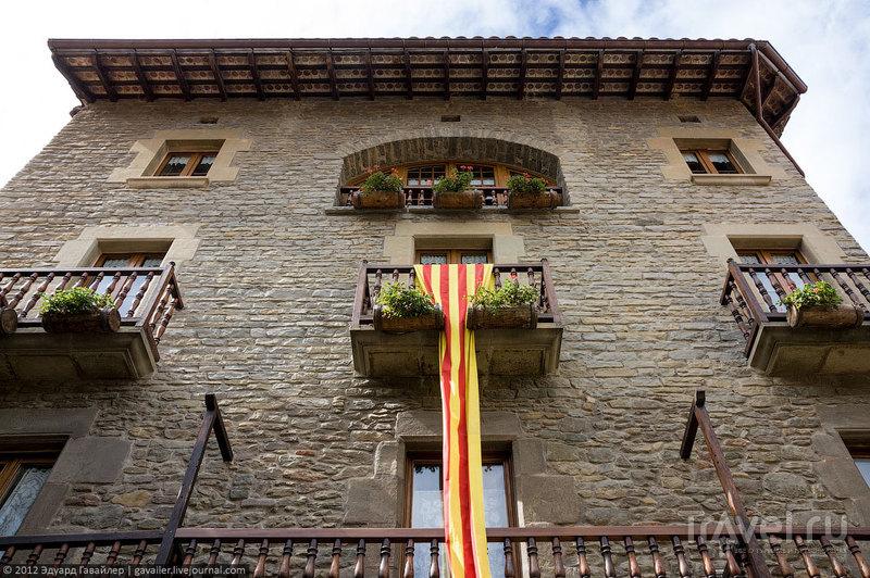 Солнечная Каталония: Рупит - город ведьм / Фото из Испании