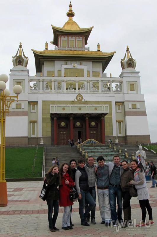 Русский буддизм / Россия