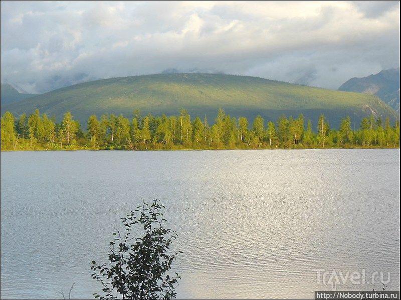 Путешествие вдоль БАМа. Рыбалка на Икабьяканских озёрах / Россия