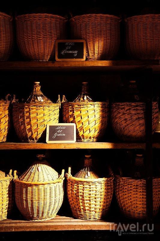 Из сердца провинции Коньяк с любовью / Фото из Франции