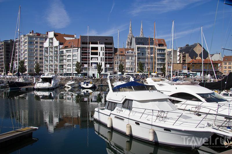 Остенде. Город на волне / Фото из Бельгии
