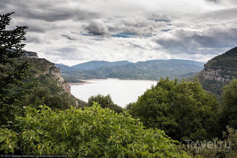 Солнечная Каталония. Испанские парадоры / Фото из Испании