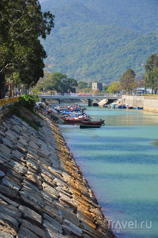 Острова Гонконга: обратная сторона о.Лантау / Гонконг - Сянган (КНР)